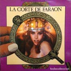 Discos de vinilo: LA CORTE DEL FARAON - ANA BELEN - ANTONIO BANDERAS - LP BANDA SONORA SPAIN. Lote 194889333