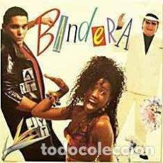 Discos de vinilo: BANDERA - BANDERA - LP SPAIN 1989. Lote 194889860