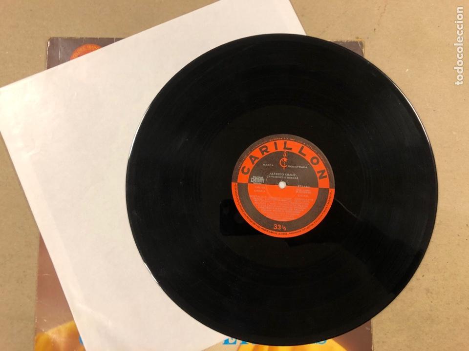 """Discos de vinilo: - L.P. VINILO - ALFREDO KRAUS """"CANCIONES ETERNAS"""". - Foto 2 - 194890203"""