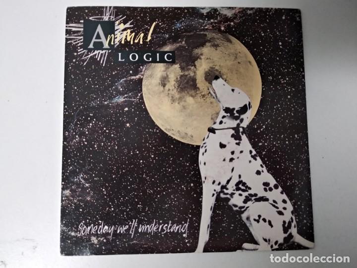 ANIMAL LOGIC - SOMEDAY WE'LL UNDERSTAND / LOPSY LU (Música - Discos de Vinilo - Singles - Pop - Rock Extranjero de los 80)