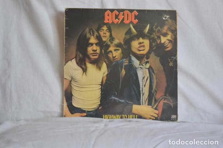 AC/DC HIGHWAY TO HELL LP (Música - Discos - LP Vinilo - Heavy - Metal)