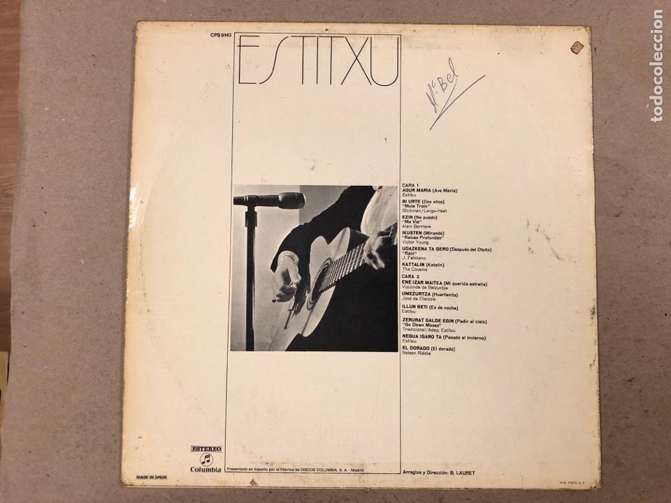 "Discos de vinilo: - L.P. VINILOS - ESTITXU ""ESTITXU"". - Foto 3 - 194890805"