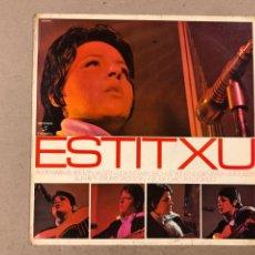 "Discos de vinilo: - L.P. VINILOS - ESTITXU ""ESTITXU"".. Lote 194890805"