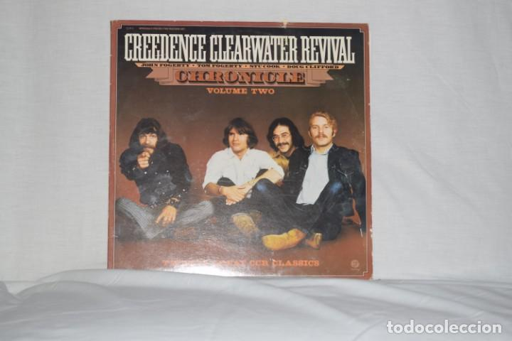CREEDENCE CLEARWATER REVIVAL ‎– CHRONICLE VOLUME TWO (Música - Discos - LP Vinilo - Heavy - Metal)
