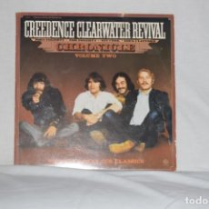 Discos de vinilo: CREEDENCE CLEARWATER REVIVAL ‎– CHRONICLE VOLUME TWO. Lote 194891596