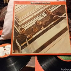 Discos de vinilo: THE BEATLES / 1962-1966 EDICION FRANCESA 1973. Lote 194893427