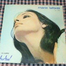 Discos de vinilo: MARIE LAFORÊT – VOL. XIV, DISQUES FESTIVAL – FX 1545 M, TEMAS EN DESCRIPCIÓN.. Lote 194894545