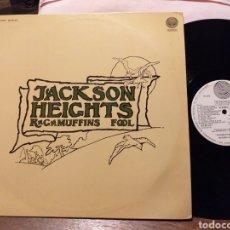 Discos de vinilo: JACKSON HEIGHTS RAGAMYFFINS FOOL ESPAÑA VERTIGO 1973. Lote 194896223