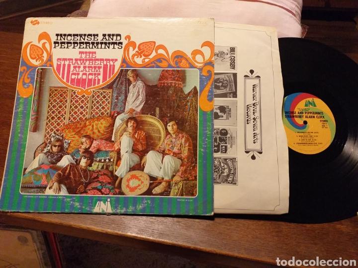 INCENSE AND PEPPERMINTS THE STRAWBERRY ALARM CLOCK USA 1967 (Música - Discos - LP Vinilo - Pop - Rock Extranjero de los 50 y 60)