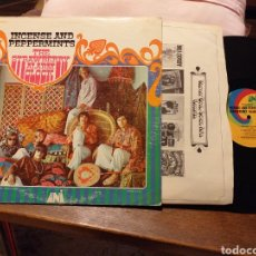 Discos de vinilo: INCENSE AND PEPPERMINTS THE STRAWBERRY ALARM CLOCK USA 1967. Lote 194896711
