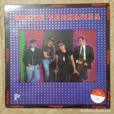 Discos de vinilo: DULCE VENGANZA 'STRIPTEASE' LP 1990 MANONEGRA. Lote 194897648