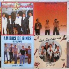 Discos de vinilo: LOTE 36 LPS DISCOS DE VINILO DE SEVILLANAS, COPLA Y CANCIÓN ESPAÑOLA. Lote 194897982