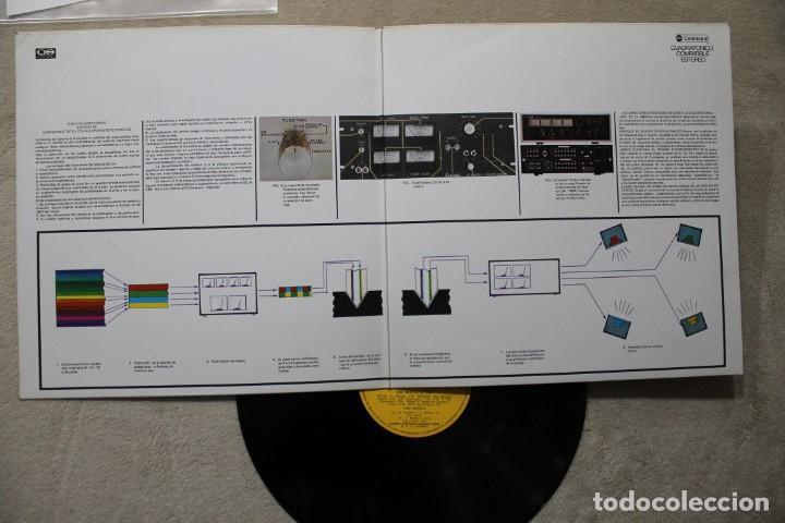 Discos de vinilo: TONY MOTTOLA EN PARIS LP VINYL GATEFOLD MADE IN SPAIN 1976 - Foto 3 - 194898562