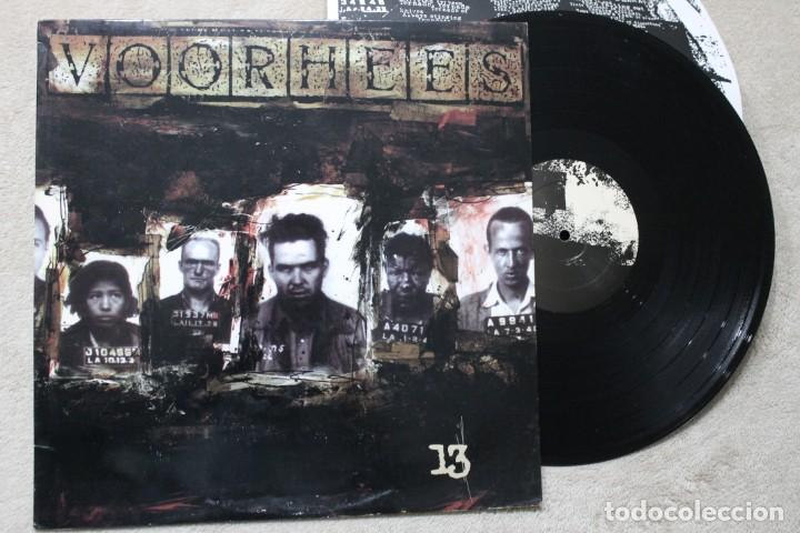 VOORHEES 13 LP VINYL MADE IN USA (Música - Discos - LP Vinilo - Heavy - Metal)