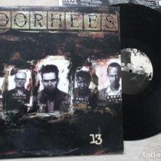 Discos de vinilo: VOORHEES 13 LP VINYL MADE IN USA. Lote 194899061