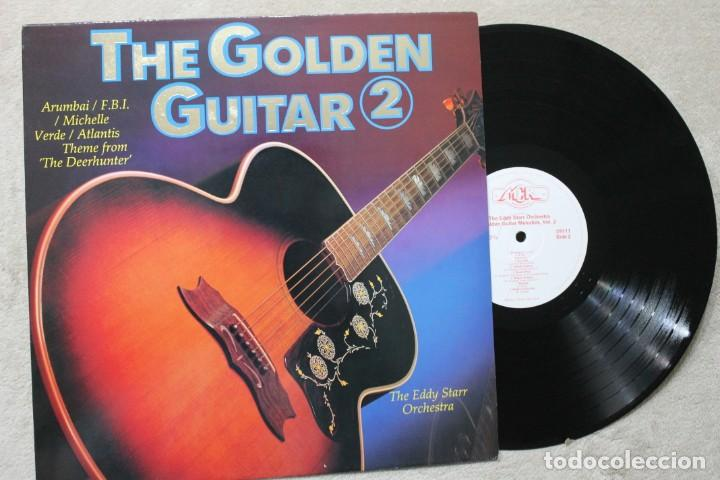Discos de vinilo: THE GOLDEN GUITAR 2 THE EDDY STARR ORCHESTRA LP VINYL MADE IN GERMANY - Foto 1 - 194899741
