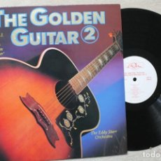 Discos de vinilo: THE GOLDEN GUITAR 2 THE EDDY STARR ORCHESTRA LP VINYL MADE IN GERMANY. Lote 194899741