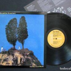Discos de vinilo: ELVIS COSTELLO & THE ATTRACTIONS – GOODBYE CRUEL WORLD – VINILO 1984. Lote 194900087