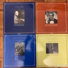 Discos de vinilo: 10 LPS JAZZ - VINILOS COMO NUEVOS -. Lote 194900300
