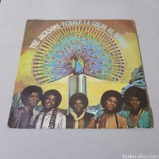 Discos de vinilo: THE JACKSONS - ECHALE LA CULPA AL BOOGIE 1979. Lote 194901186