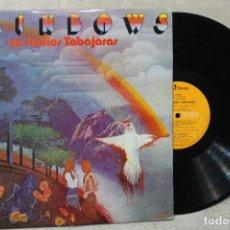 Discos de vinilo: LOS INDIOS TABAJARAS RAINBOWS LP VINYL MADE IN SPAIN 1980. Lote 194901271