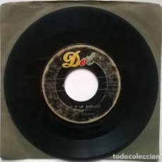 Discos de vinilo: MAC WISEMAN. STEP IT UP AND GO/ SUNDOWN. DOT, USA 1957 SINGLE. Lote 194901403