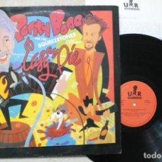 Discos de vinilo: BSO PONTY BONE EASY AS PIE LP VINYL MADE IN SPAIN 1989. Lote 194901833