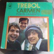 Discos de vinilo: TRÉBOL - CARMEN. Lote 194901893