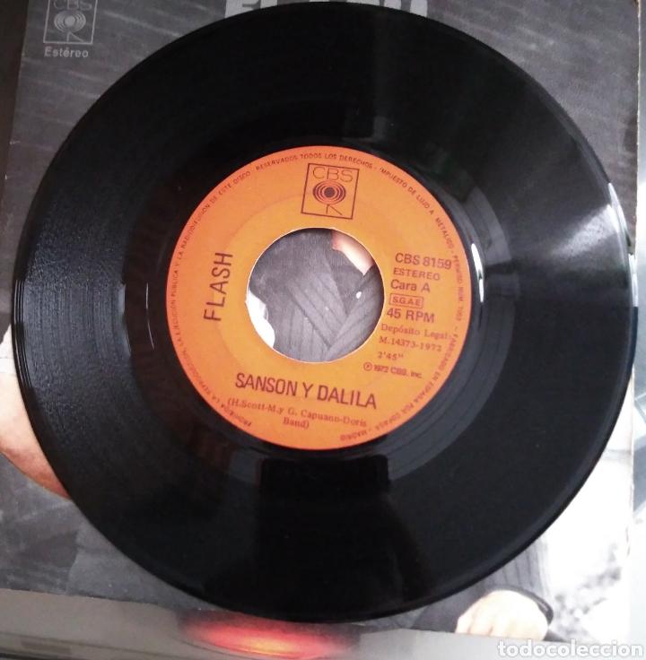 Discos de vinilo: Flash - Sanson y Dalila - Foto 2 - 194902050