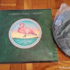 Discos de vinilo: CHRISTOPHER CROSS LP 1979 WARNER BROS RECORDS EDICION ESPAÑOLA SPAIN - PERFECTO ESTADO. Lote 194903890