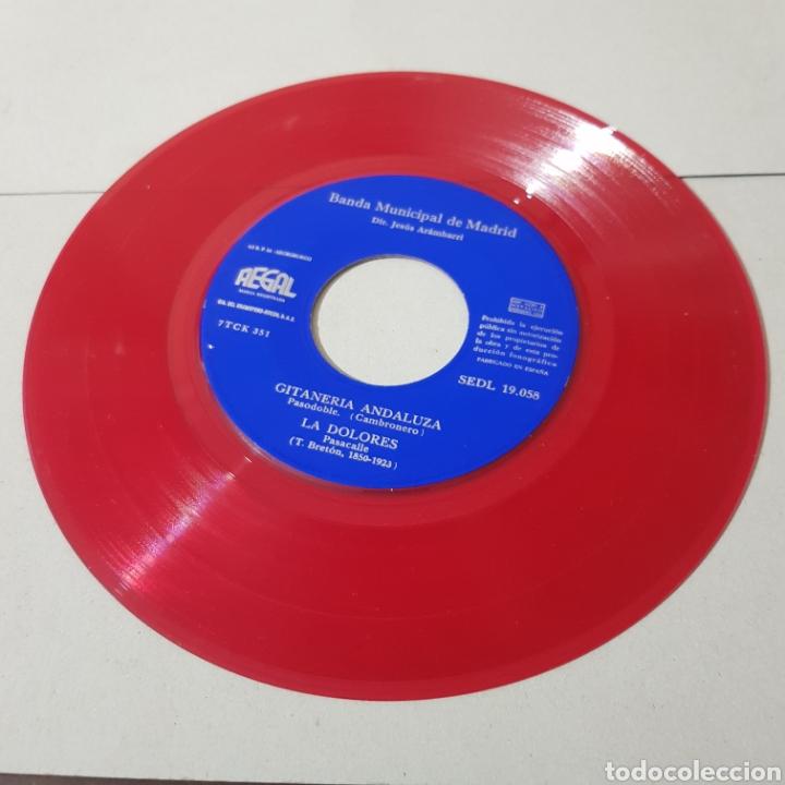 Discos de vinilo: BANDA MUNICIPAL DE MADRID - EL PASODOBLE ESPAÑOL- 1958 - Foto 3 - 194904112