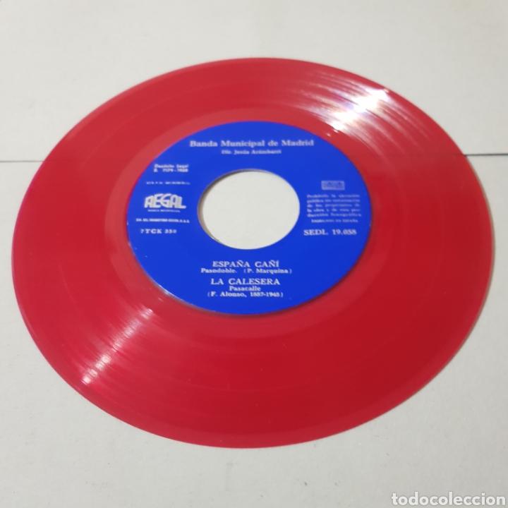 Discos de vinilo: BANDA MUNICIPAL DE MADRID - EL PASODOBLE ESPAÑOL- 1958 - Foto 4 - 194904112