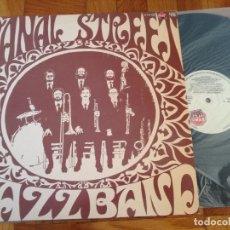 Discos de vinilo: CANAL STREET JAZZ BAND. CANAL STREET JAZZ BAND. CFE-STOP JAZZ, ESP. 1983 LP - DISCO EN BUEN ESTADO. Lote 194904465