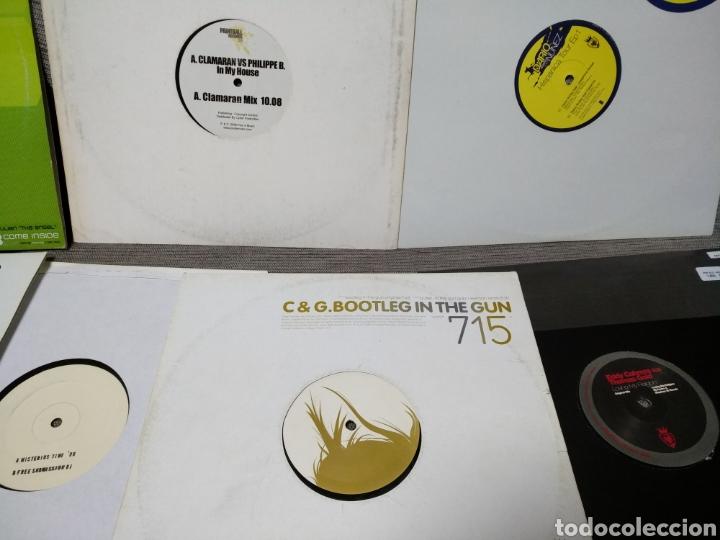 Discos de vinilo: Maleta metálica + Lote 64 Vinilos house - Foto 12 - 194904597