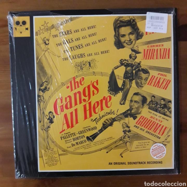 TODA LA BANDA ESTÁ AQUÍ (THE GANG'S ALL HERE) (Música - Discos - LP Vinilo - Bandas Sonoras y Música de Actores )