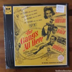 Discos de vinilo: TODA LA BANDA ESTÁ AQUÍ (THE GANG'S ALL HERE). Lote 194906052