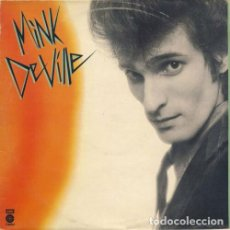 Discos de vinilo: MINK DEVILLE CABRETTA LP . WILLY STIFF R&B BRUCE SPRINGSTEEN JOHNNY THUNDER. Lote 194906421
