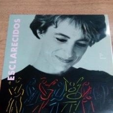 Discos de vinilo: ESCLARECIDOS - LP POR AMOR AL COMERCIO - BUEN ESTADO - INCLUYE ENCARTES - LEER - VER FOTOS. Lote 194909168