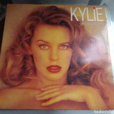 Discos de vinilo: KILYE MINOGUE - KYLIE. GREATEST HITS. 2 LP. Lote 194911578