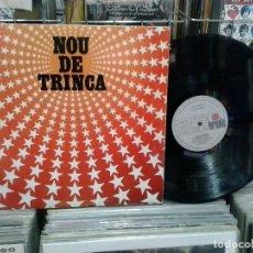 Discos de vinilo: LMV - NOU DE TRINCA. ARIOLA 1981, REF. I-203.174. Lote 194912170