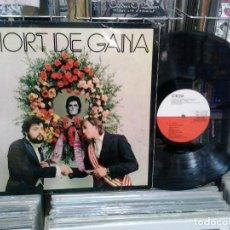 Discos de vinilo: LMV - LA TRINCA. MORT DE GANA. EDIGSA 1978, REF. CPS 290. Lote 194912323