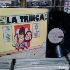 Discos de vinilo: LMV - LA TRINCA. ARA JA AMB LLIBEDRTAT. ARIOLA 1978, REF. LTA-5006. Lote 194912587