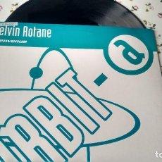 Discos de vinilo: MAXISINGLE ( VINILO) DE CELVIN ROTANE AÑOS 90. Lote 194913512