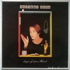 Discos de vinilo: SUZANNE VEGA. DAYS OF OPEN HAND. A&M, SPAIN 1990 LP + ENCARTE. Lote 194914880