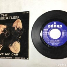 Discos de vinilo: BEATLES - DRIVE MY CAR. Lote 194915065