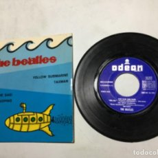 Discos de vinilo: BEATLES - YELLOW SUBMARINE. Lote 194915130