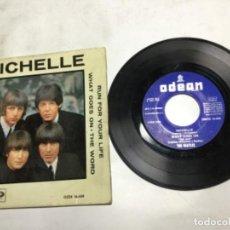 Discos de vinilo: BEATLES - MICHELLE. Lote 194915175