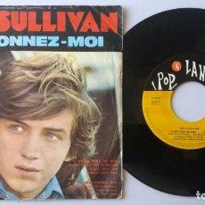 Discos de vinilo: ART SULLIVAN / VIENS PRÉS DE MOI / SINGLE 7 INCH. Lote 194915522