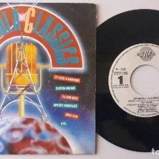 Discos de vinilo: GRAMOLA CLASSICS / SINGLE 7 INCH. Lote 194915753