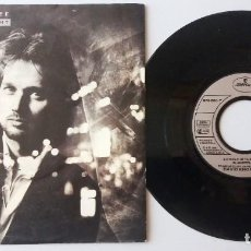 Discos de vinilo: DAVID KNOPFLER / LONELY IS THE NIGHT / SINGLE 7 INCH. Lote 194916630
